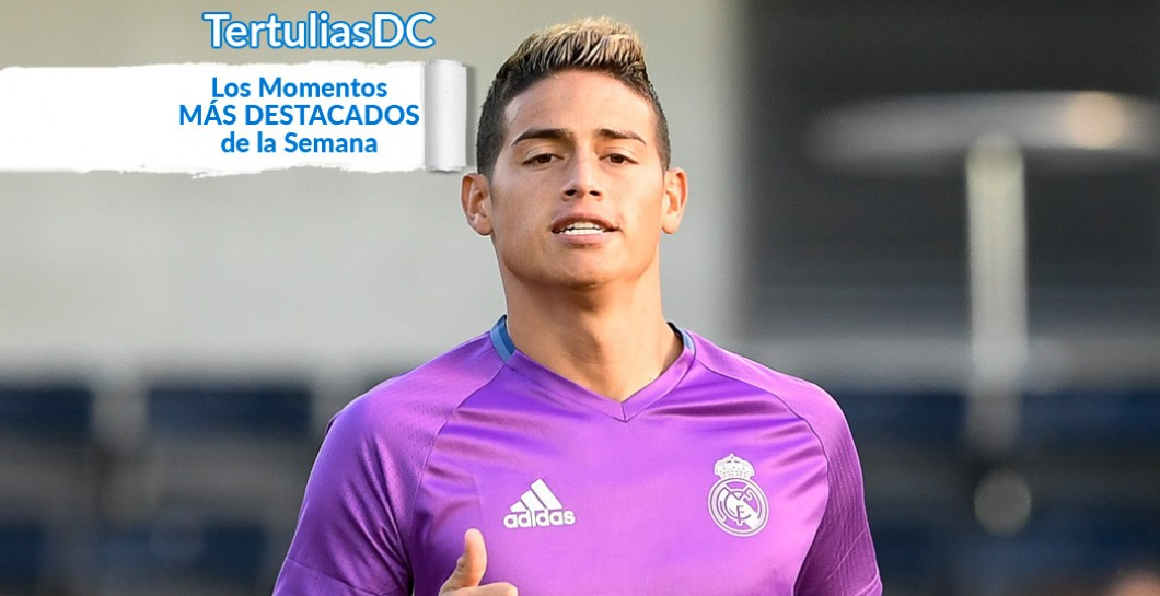 James Rodríguez, Tertulias