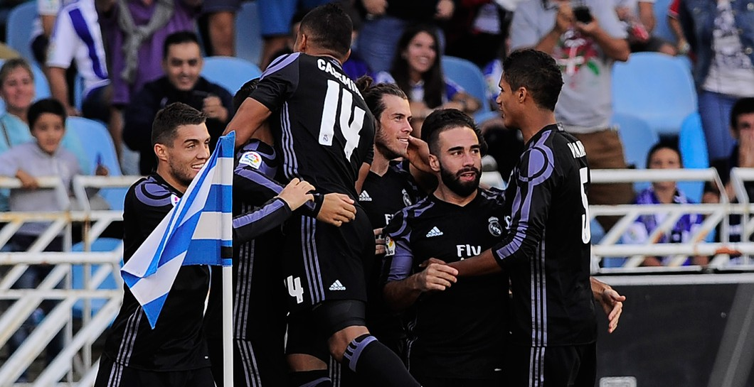 Real Sociedad, Real Madrid