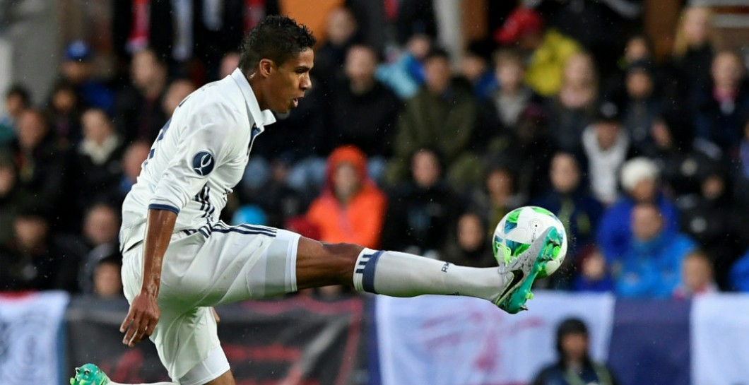 Varane, Supercopa, Real Madrid