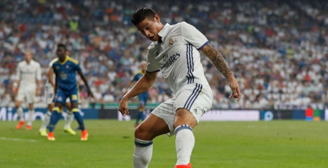 James, Real Madrid, Celta