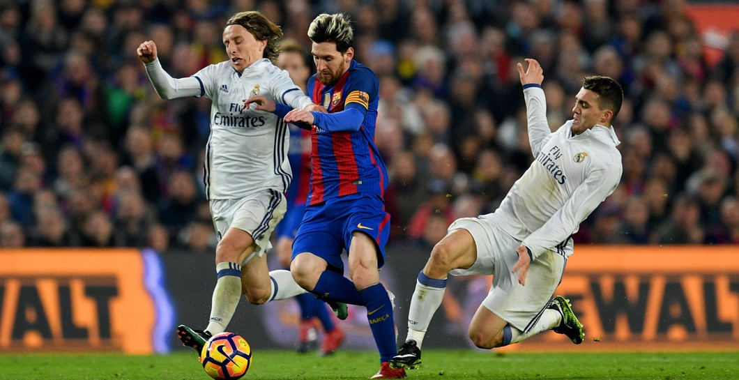 Barcelona, Real Madrid, Clasico