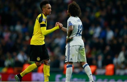 El Borussia Dortmund 'tasa' a su estrella Aubameyang
