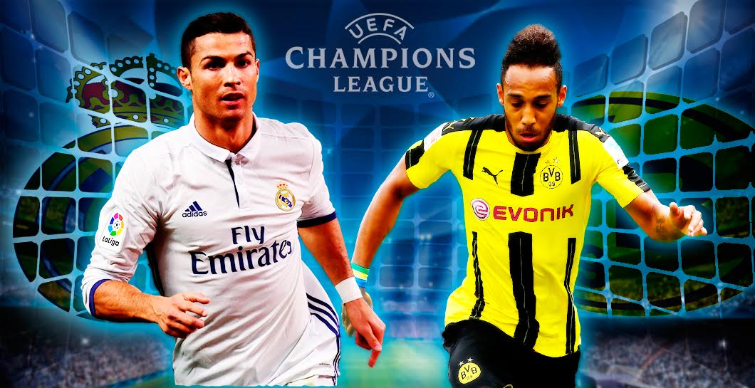 Directo Real Madrid-Dortmund