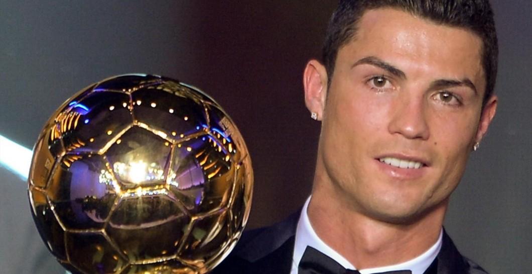 Cristiano Ronaldo Balón de Oro