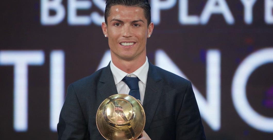 Cristiano Ronaldo Globe Soccer