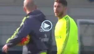 Ramos y Zidane