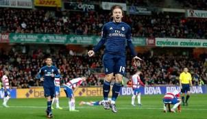 Luka Modric en Granada