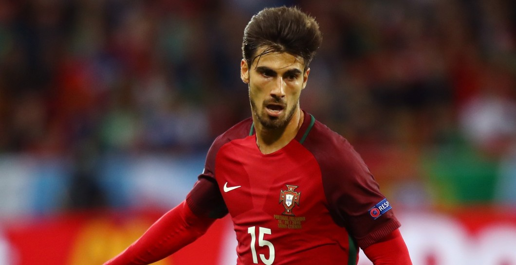 André Gomes, Portugal