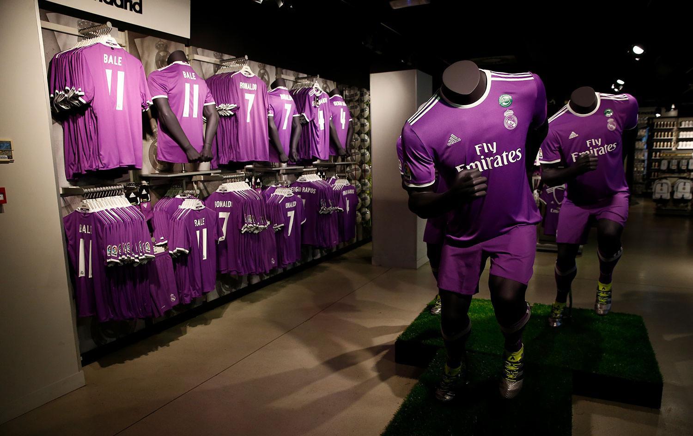 91a7fdf516d61 La camiseta morada del Real Madrid para la 2016 17