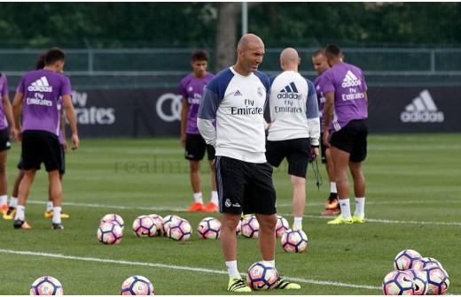 Zidane, a terminar con un ?maleficio? del Madrid