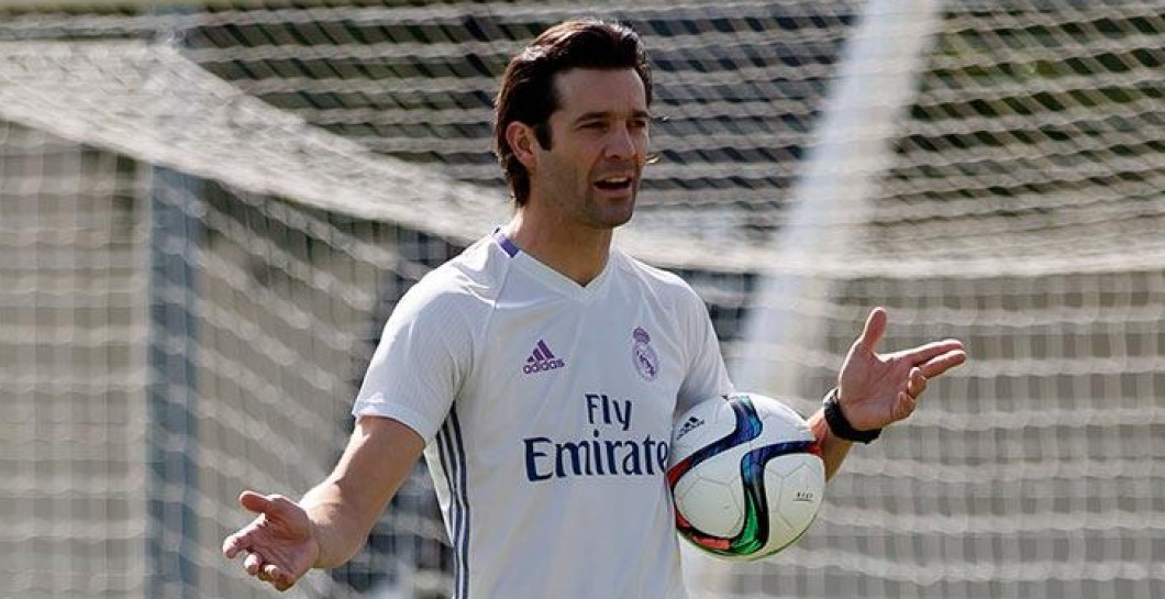 Solari, Real Madrid Castilla