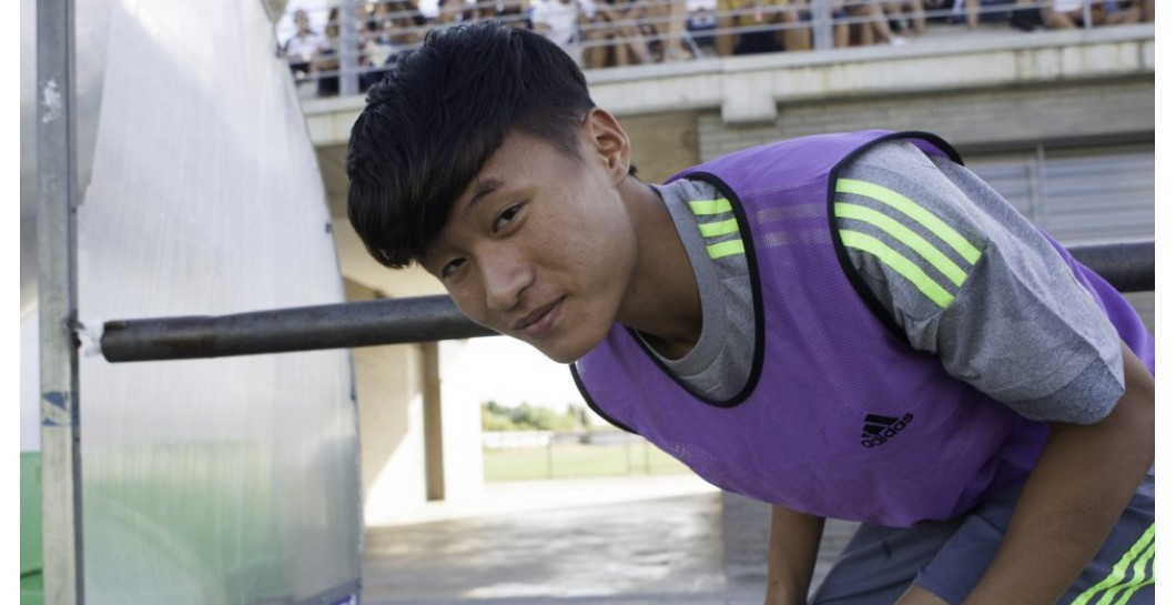 Lin Liangming, Real Madrid