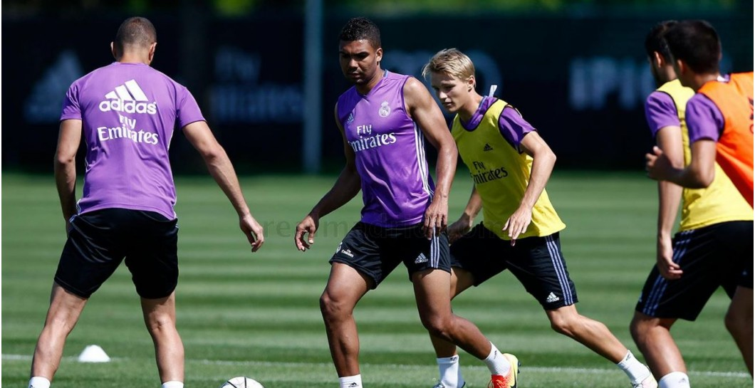 Odegaard, Real Madrid