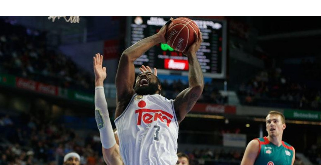 KC Rivers, Real Madrid, Baloncesto