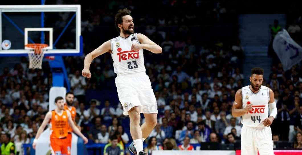 Llull, Real Madrid, Valencia Basket