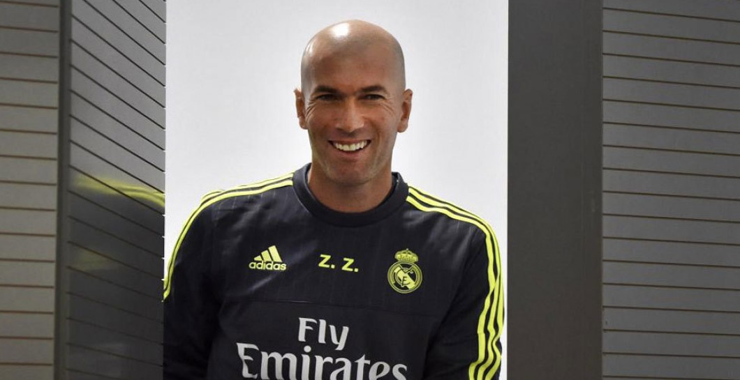Zidane, Real Madrid