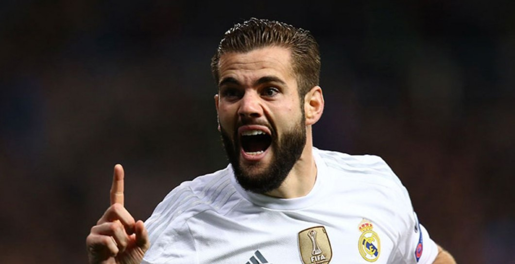 Nacho, Real Madrid, PSG