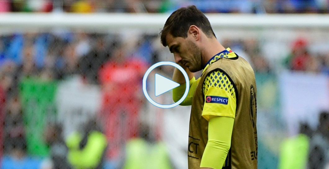 Iker Casillas, Video