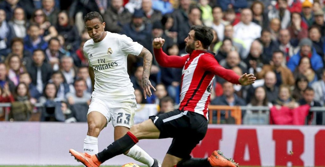 Danilo, Real Madrid, Athletic Club