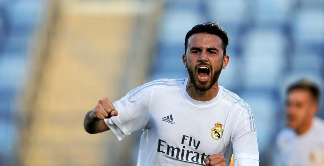 Borja Mayoral, gol, Juvenil A, Real Madrid
