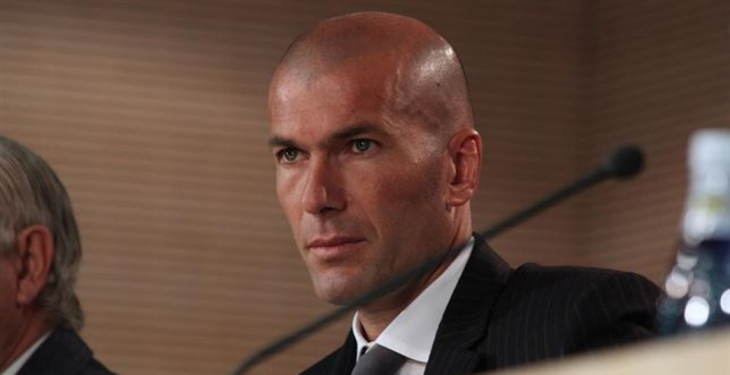 Zidane, prensa, Real Madrid