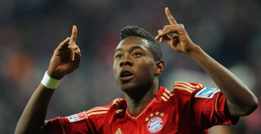 David Alaba, gol, Bayern