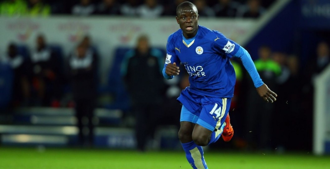 Kante, Leicester City, Premier League
