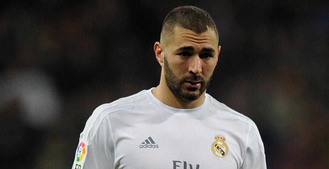 Benzema partido Real Madrid