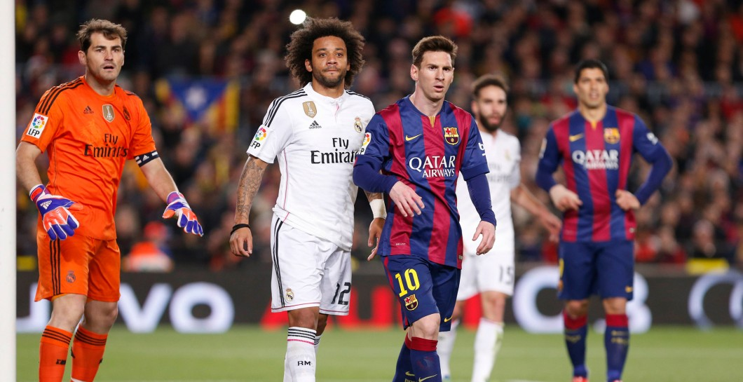 barcelona, real madrid, clasico, 2014/15, camp nou