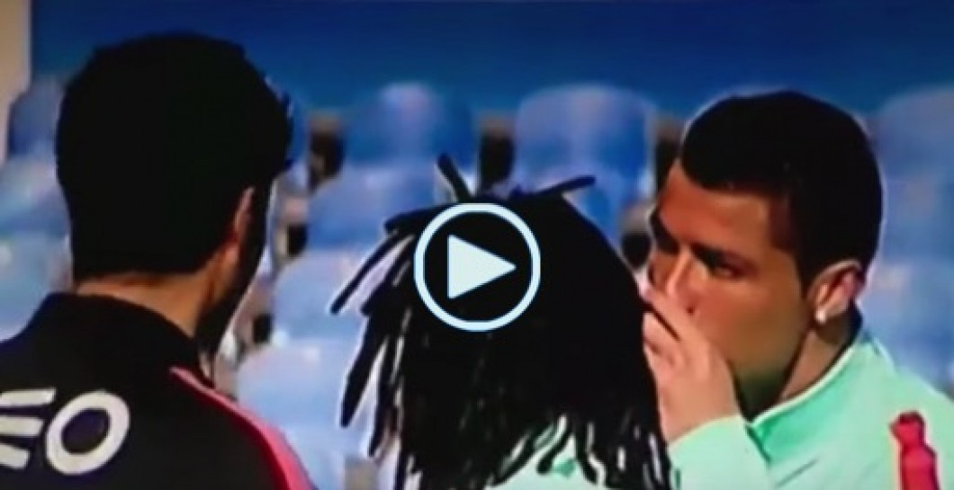Cristiano, pelo, Renato Sanches, video