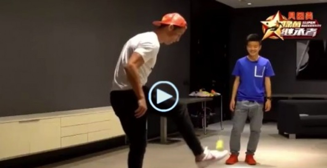 video, Cristiano Ronaldo, tenis, China