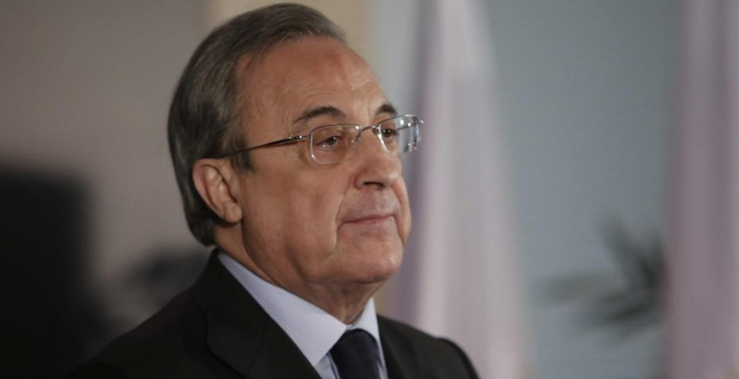 Florentino acto Real Madrid