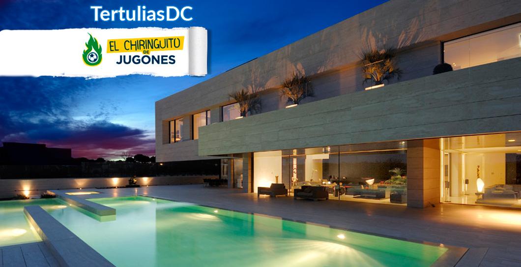 Cristiano ronaldo quiere casa en mxico cristiano ronaldo - Casa de cr7 en madrid ...