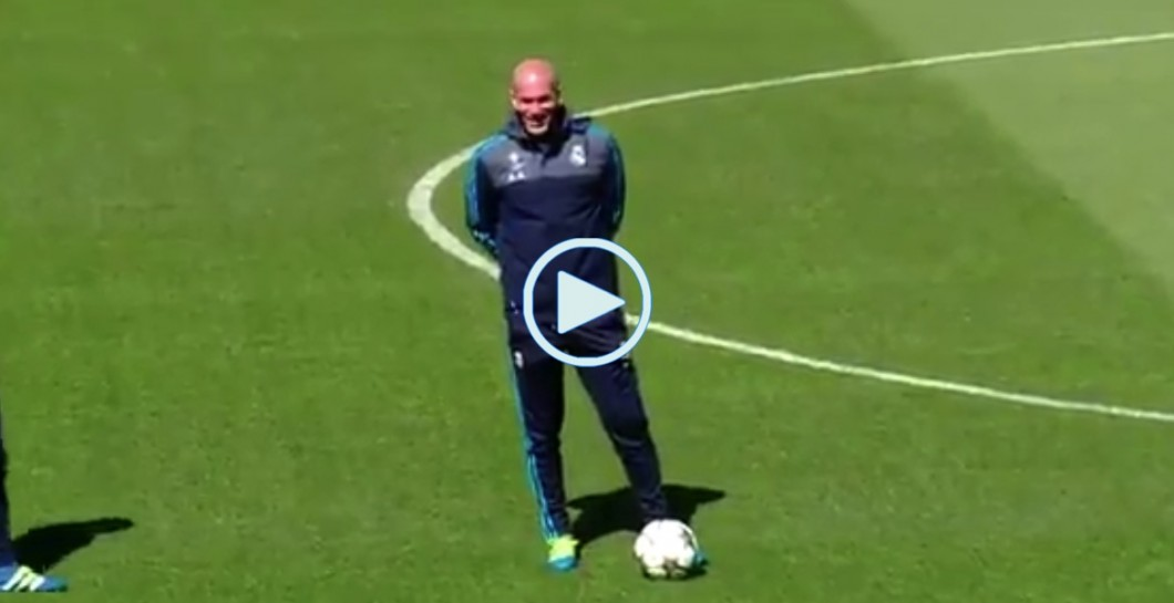 Zidane, video, rondo