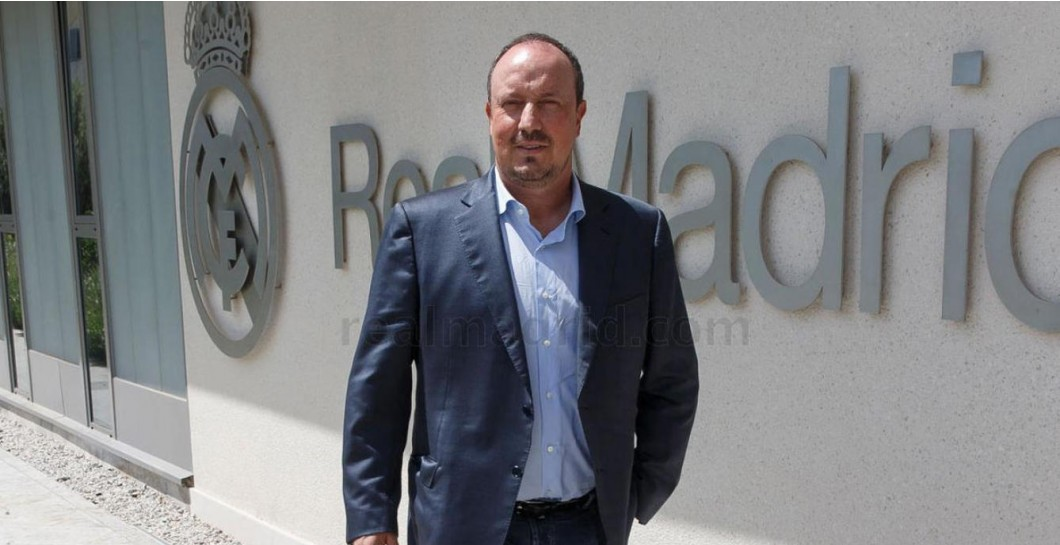 Rafa Benítez, Real Madrid