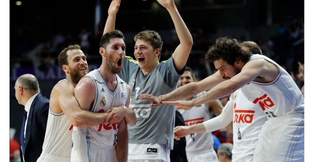 Real Madrid, baloncesto