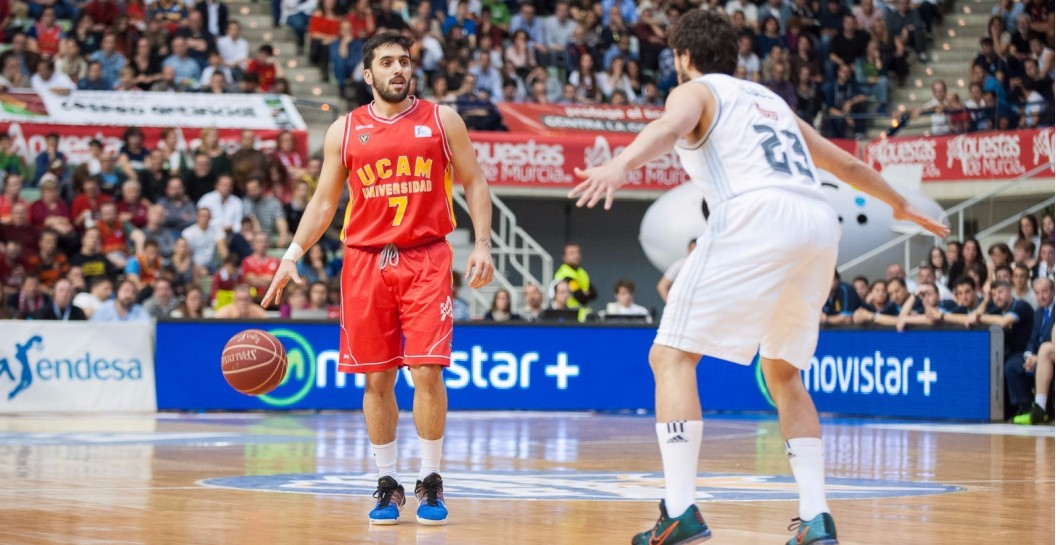 UCAM Murcia, Real Madrid