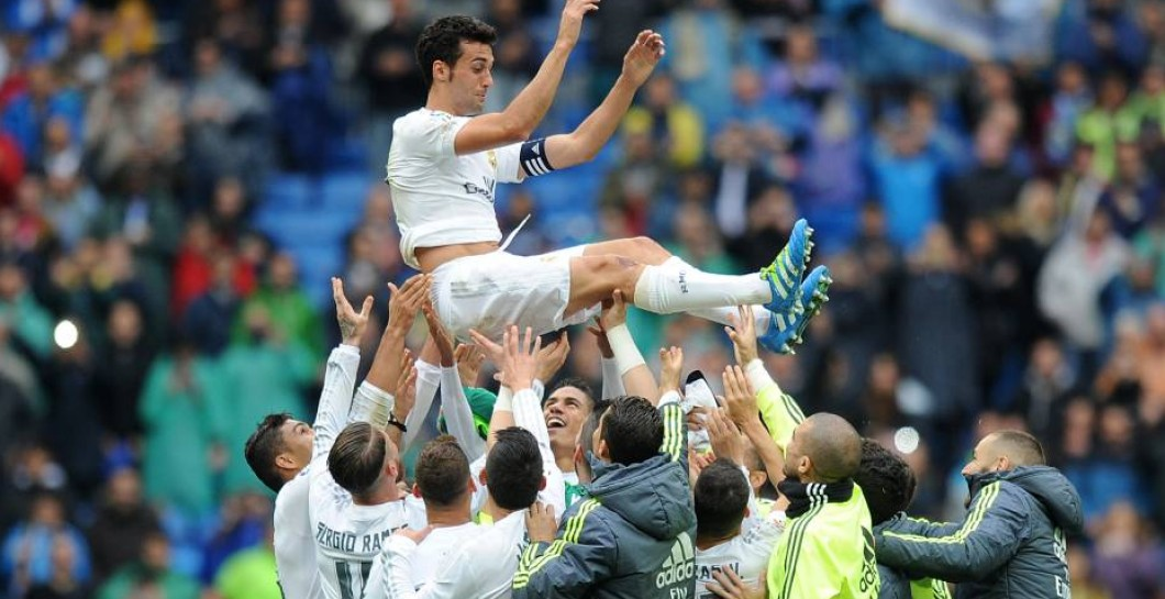 Arbeloa, despedida, Real Madrid