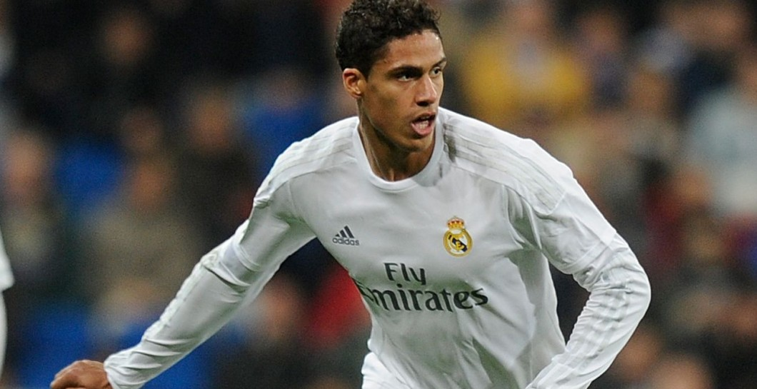 Varane, Real Madrid