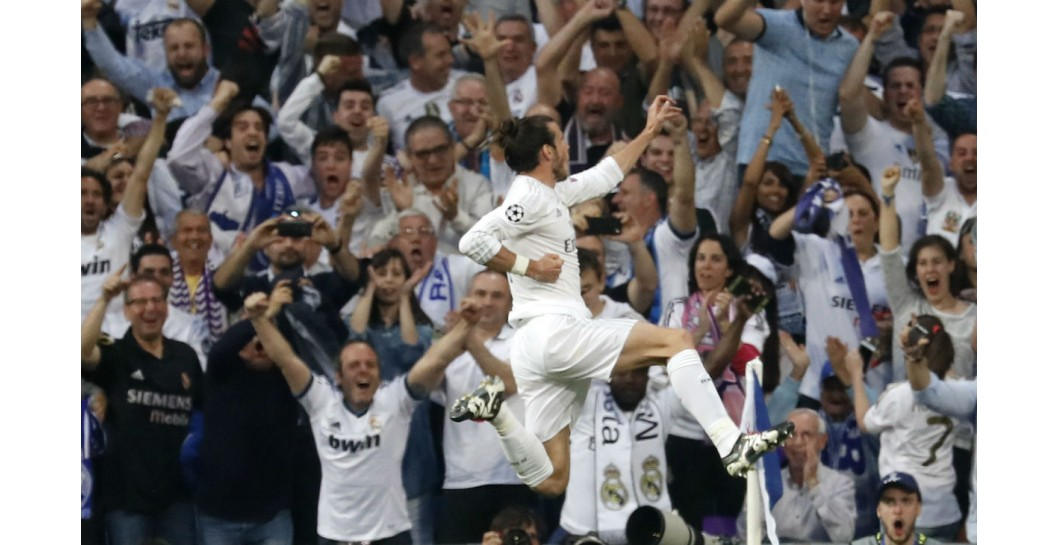 Bale, Real Madrid, Manchester City