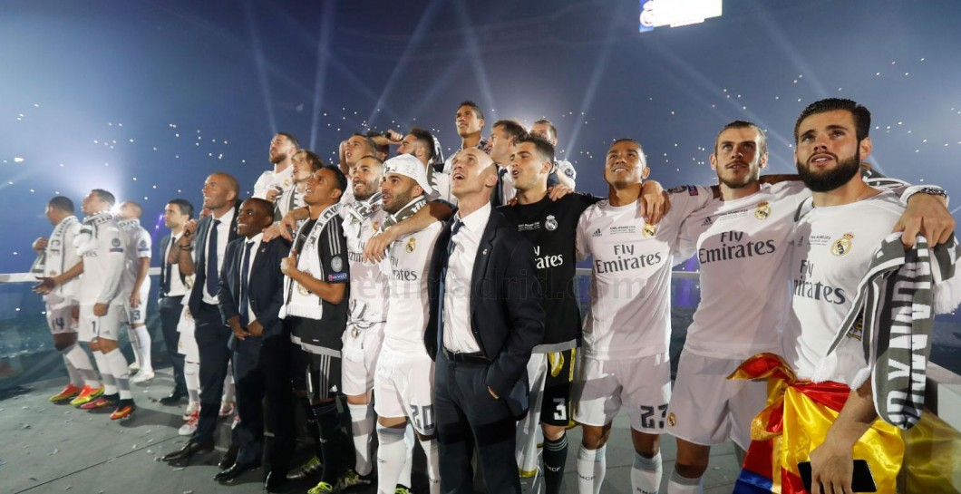 Real Madrid, himno