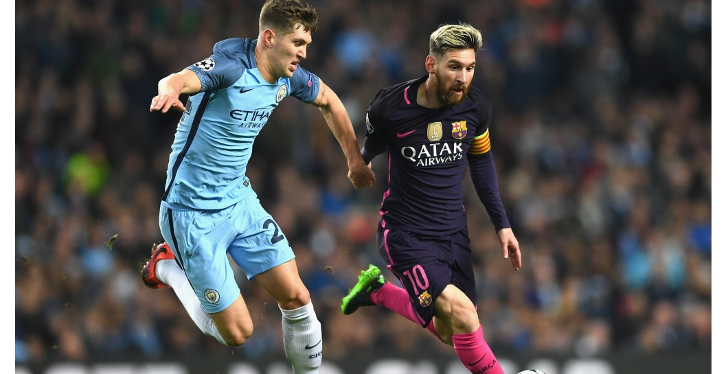 Messi, Stones, Manchester City