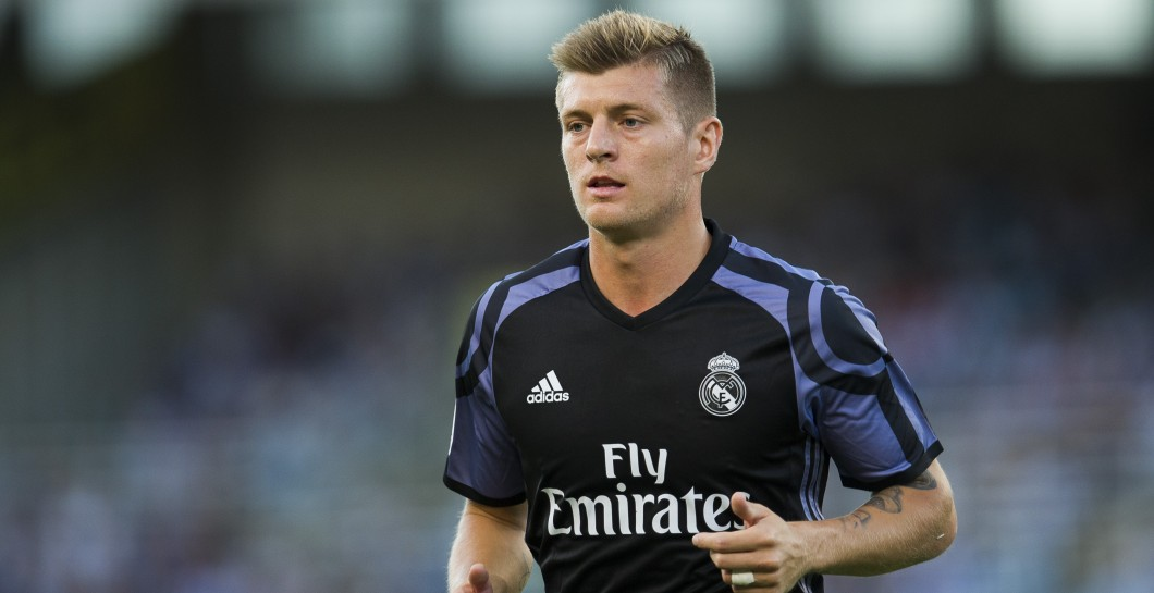 Kroos, Real Madrid