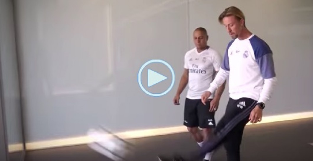 Guti, Roberto Carlos, desafío, Youth League