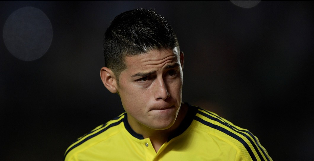 James Rodríguez, Colombia