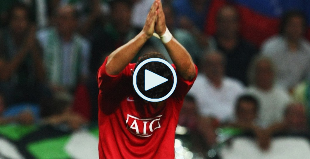 Cristiano Ronaldo, Manchester United, Sporting, video