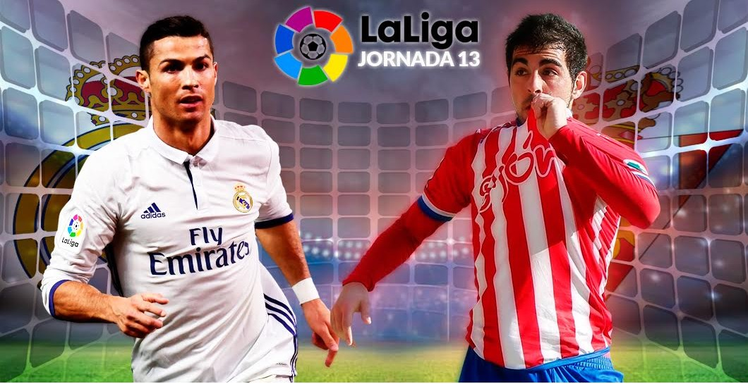 Directo Real Madrid-Sporting