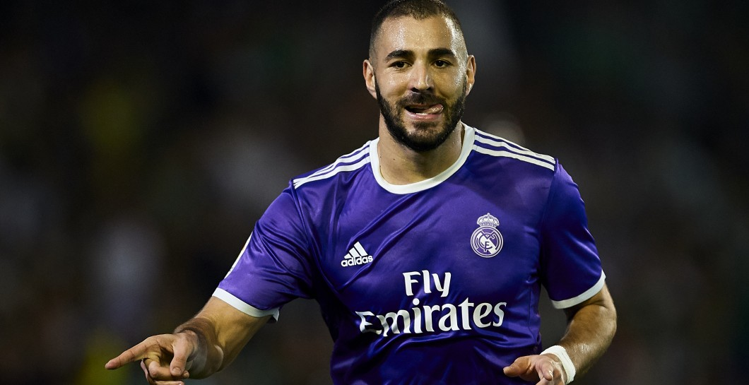 Benzema, gol, Betis, Real Madrid