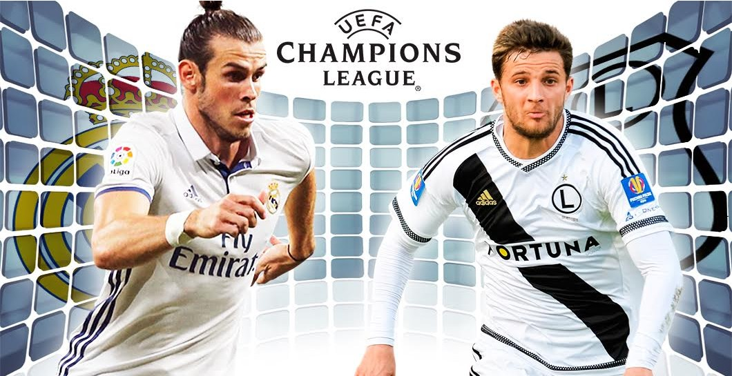 Real Madrid - Legia