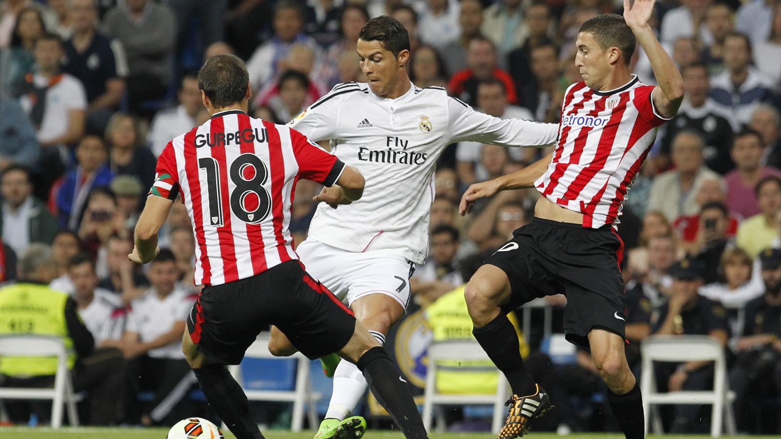 Real Madrid  -Athletic